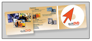 quikDVD Product